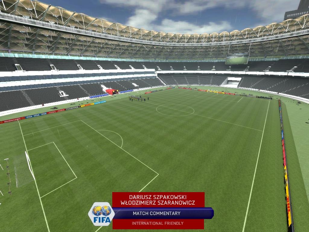 Olimpiyskiy Stadium, Kyiv (Day) .